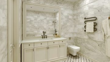 KEEP YOUR BATHROOM UP-TO-DATE