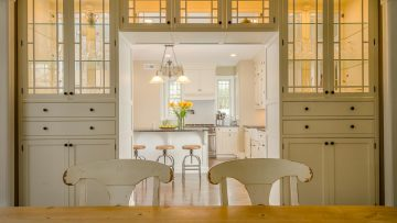 Contemporary planning of a kitchen: what does it mean?