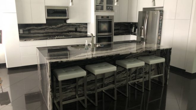 More words about custom wood kitchen