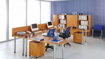 Custom furniture items for an office: why such solution is the best one?