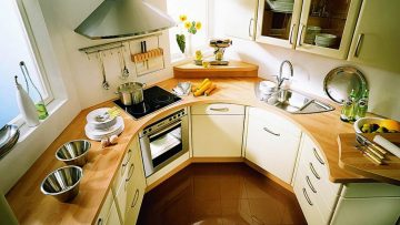 Planning a kitchen: making a complicated task much simpler