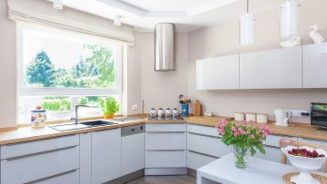 The diversity of styles for a kitchen planning: which one to select?